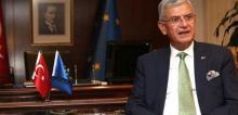 Թուրքիայի ԵՄ հարցերով նախարար Վոլքան Բոզքըր  Ֆոտո` trt.net.tr