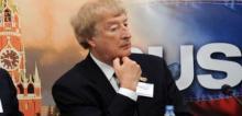 Մոսկվայում Ամերիկյան համալսարանի նախագահ Էդուարդ Լոզանսկի  Ֆոտո` russiahouse.org