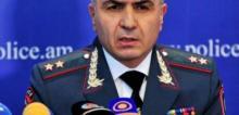 ՀՀ փոխոստիկանապետ Հունան Պողոսյան