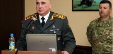 Վրաստանի ԶՈւ գլխավոր շտաբի պետ Վախթանգ Քափանաձե