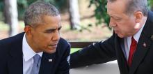 ԱՄՆ-ի եւ Թուրքիայի նախագահներ Բարաք Օբաման եւ Ռեջեփ Էրդողանը