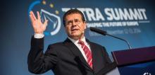 вице-президент Еврокомиссии по энергетике Марош Шефчович